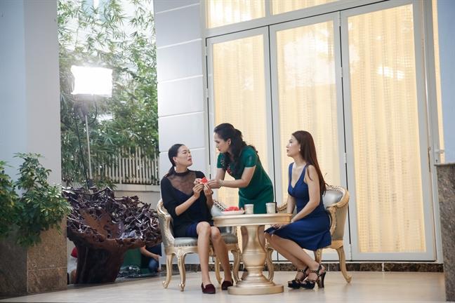 Truong Ngoc Anh duoi Hoang Yen, Nam Trung ra khoi phong loai thi sinh