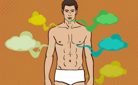 Tại sao nam giới ăn nhiều rau có mùi cơ thể thu hút phụ nữ?