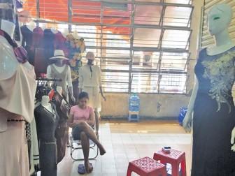 Bầy hầy sửa chữa chợ An Đông 1: Dân cần nhưng quan chưa vội!