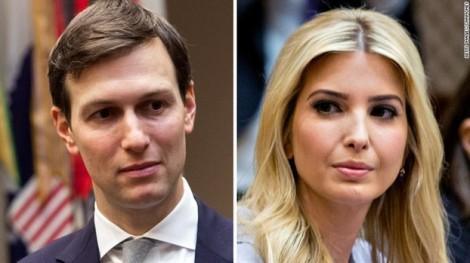 Jared và Ivanka không qua nổi sát hạch 'đạo đức cơ bản'