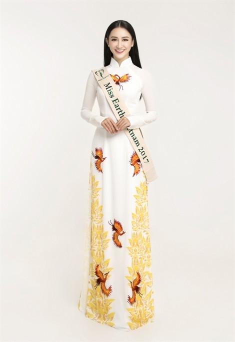 Hà Thu bị áp lực khi nối tiếp Nam Em dự thi Hoa hậu Trái đất