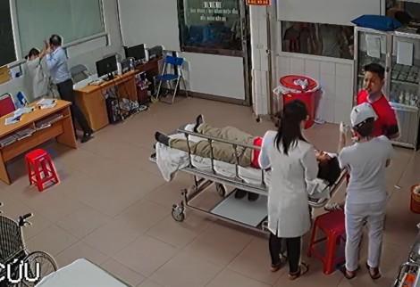 Chủ tịch phường phủ nhận hành hung nữ bác sĩ trong đêm