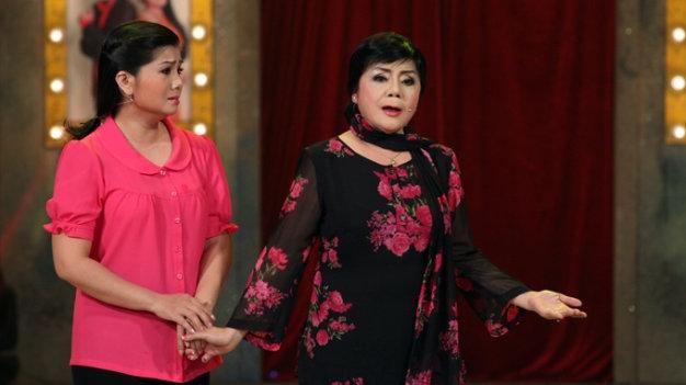 Nghe si cai luong Thoai Mieu: 'Toi am anh va so hon nhan do vo'
