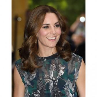 Những kiểu tóc đẹp đơn giản vạn người mê của công nương Kate Middleton