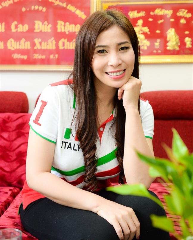 Dien vien Ly Huong: 'Toi da nga xuong tan day cuoc doi'