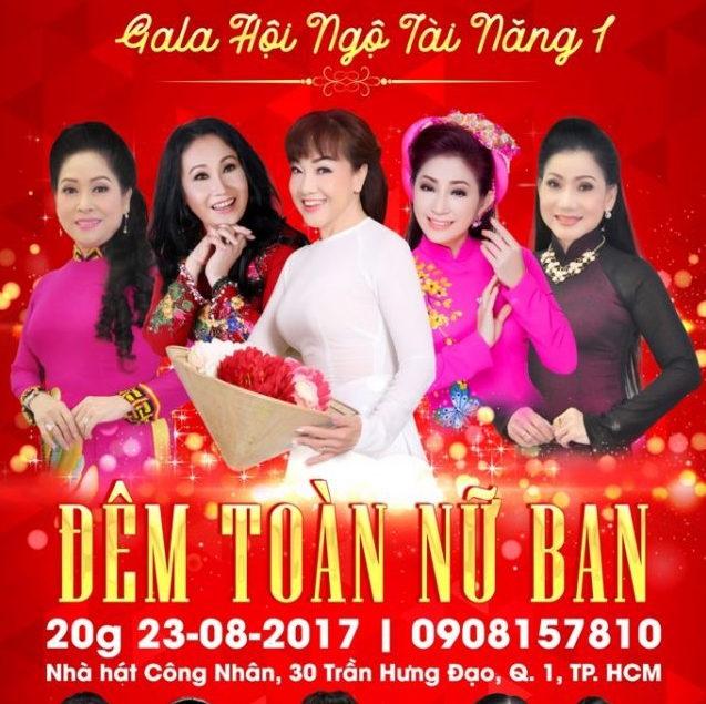 Nghe si Phuong Hong Thuy nhap vien cap cuu truoc gio dien