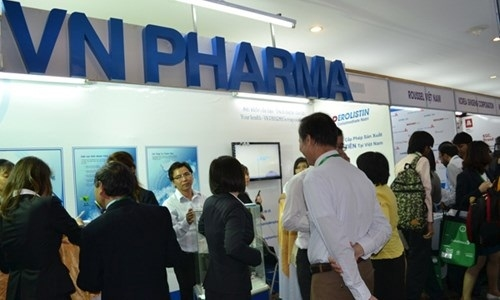 Khong chi co thuoc H-Capita, them nhieu loai thuoc cua VN Pharma co dia chi ma