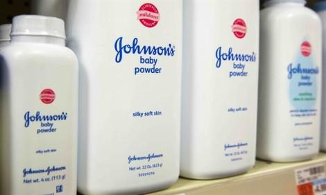 Bồi thường 417 triệu USD: Vụ thua kiện lớn nhất của Johnson&Johnson vì phấn rôm gây ung thư