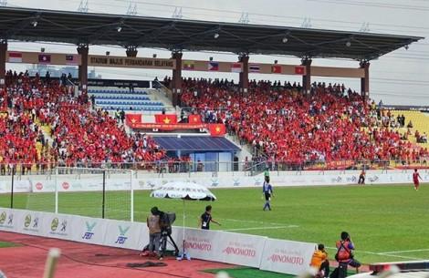 U22 Việt Nam buồn bã rời sân sau trận thua muối mặt 0-3 trước Thái Lan