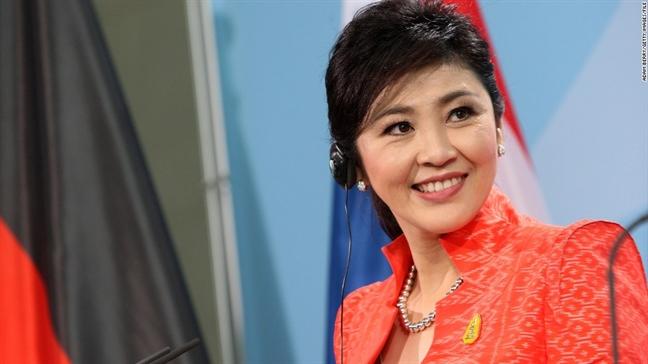Cuu Thu tuong Thai Lan Yingluck tron sang Dubai de tranh bi tuyen an