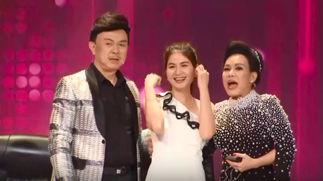 Kha Ly 'noi con ghen' khi Thanh Duy duoc muon xai tam