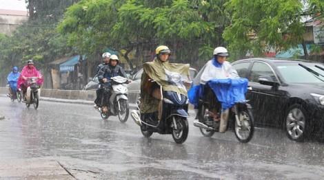 Mùa mưa -  Mùa tăng tai nạn giao thông!