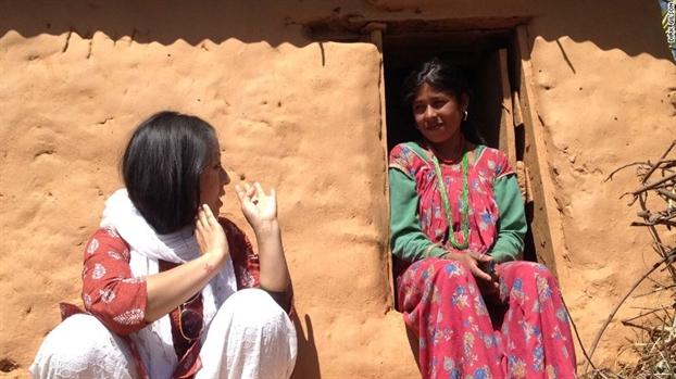 Nepal ra luat, giai cuu phu nu khoi bi ky thi trong 'ngay ay'