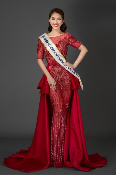 Sau 'The Face Vietnam', Tường Linh chính thức đại diện Việt Nam tại 'Hoa hậu Liên lục địa'