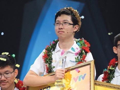 Quán quân Đường lên đỉnh Olympia 2017: 'Chọn đam mê thay vì một công việc kiếm nhiều tiền'