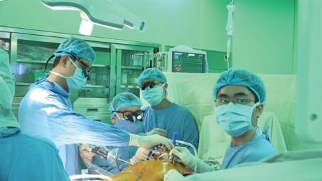 Phẫu thuật tim nội soi - bước cải tiến kỳ diệu