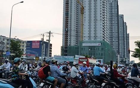 Dự án chung cư phải được đánh giá tác động giao thông trước khi cấp phép xây dựng