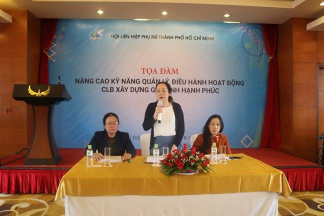 Ban giai phap tang suc hut cho cac cau lac bo xay dung gia dinh hanh phuc