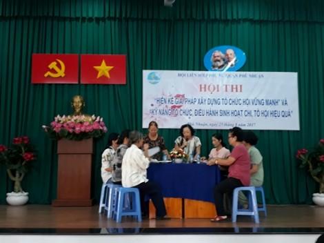 Quận Phú Nhuận: Thi hiến kế xây dựng Hội