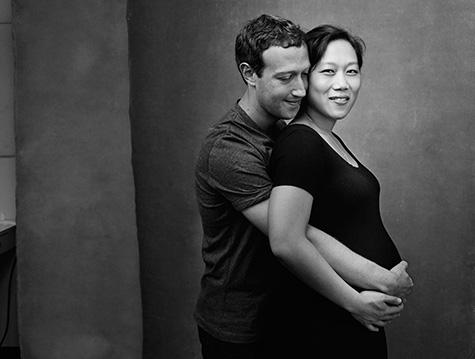 Co ong bo nao yeu va truyen suc manh cho con nhu Mark Zuckerberg?