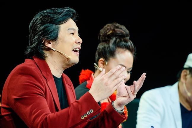 Thanh Bui kien quyet noi khong voi scandal trong gameshow 'Than dong am nhac'