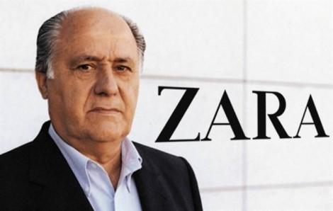 'Hạ bệ' Bill Gates, ông trùm đế chế thời trang Zara thành người giàu nhất thế giới