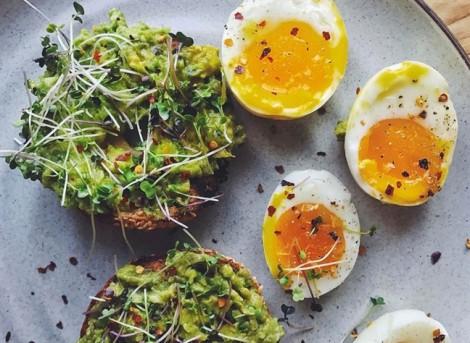 Giảm cân với trứng hiệu quả trong 3 ngày nghỉ lễ 2/9