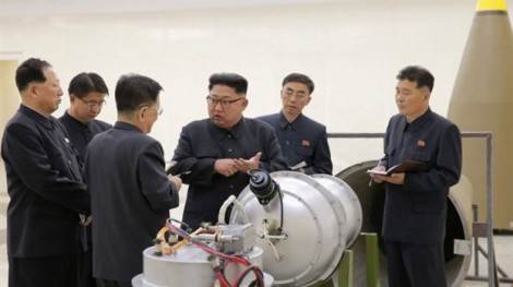 Điều gì xảy ra khi Triều Tiên nắm trong tay vũ khí nhiệt hạch?