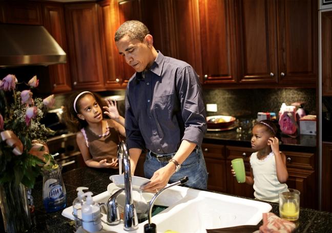 Barack Obama: Ong bo truyen cam hung nhat hanh tinh