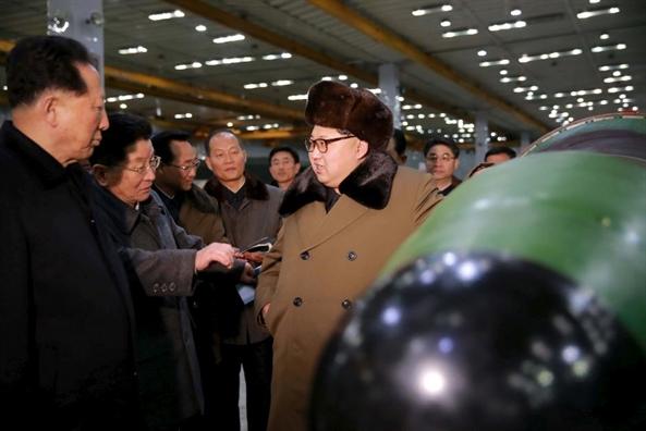 Hai 'bo nao' o Trieu Tien bien 'uoc mo hat nhan' cua Kim Jong Un thanh hien thuc