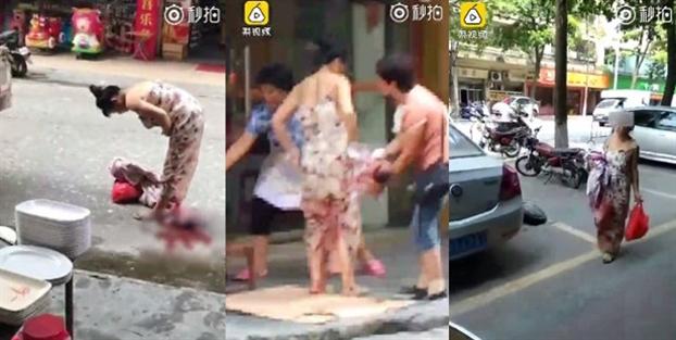 De roi giua duong, san phu van ung dung di shopping nhu binh thuong