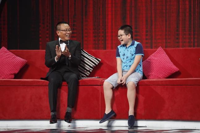 Lai Van Sam: Nghi huu nhung van tiep tuc lam MC vi muon nguoi lon yeu thuong tre em hon