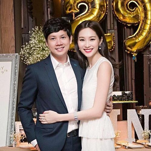 Hoa hau Dang Thu Thao: 'Da suy nghi ky cang ve quyet dinh ket hon'