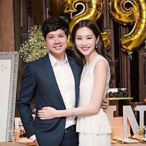 Hoa hậu Đặng Thu Thảo sắp lên xe hoa cùng doanh nhân Trung Tín