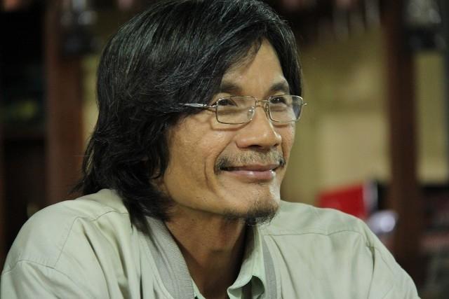 Nghe si Cong Ninh: 'Nhieu nguoi tuong vo toi la con gai toi'