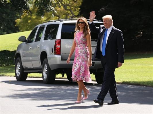 Ngay Lao dong cua My, ong Trump quang ba nham cho… hang Italy