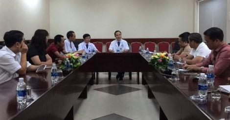 Thai nhi tử vong bất thường, người nhà tố cáo bệnh viện làm sai thời gian bệnh án