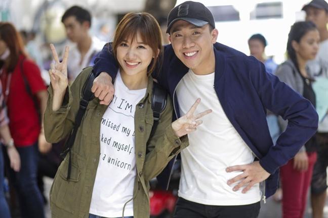 Hari Won san xuat phim truc tuyen
