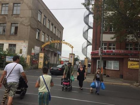 Khám phá khu chợ Việt giữa lòng Berlin