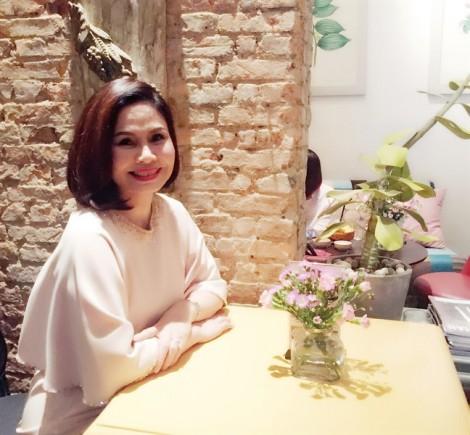 Lê Thị Thanh Lâm, Phó Tổng giám đốc Cty CP Sài Gòn Food: 'Phụ nữ là phái đẹp, tại sao mình không đẹp?'