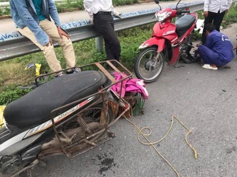 Công an xác định được 'đinh tặc' trên cao tốc Hà Nội - Bắc Giang