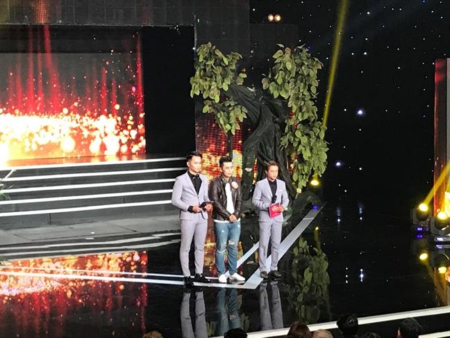 Hong Thanh la Quan quan thu 2 cua Cuoi xuyen Viet 2017