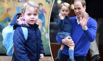 Hoàng tử bé của nước Anh học được những điều gì từ trường mẫu giáo?
