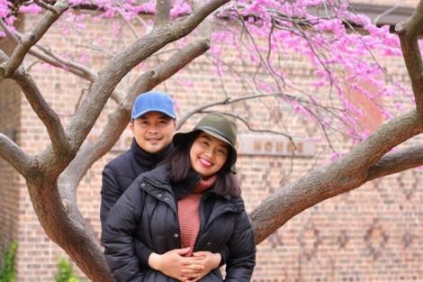 Diễn viên Lê Khánh: 'Hy vọng trời phật cho tôi đứa con'