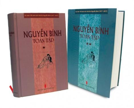 Phát hành bộ sách 'Nguyễn Bính toàn tập'