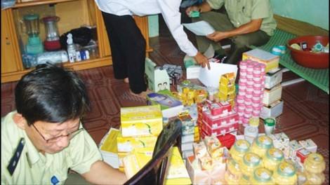 SOS - Tràn ngập mỹ phẩm 'ma' chứa thủy ngân