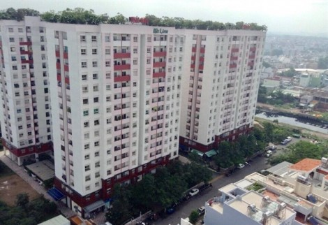 Sẽ không có căn hộ thương mại dưới 45 m2