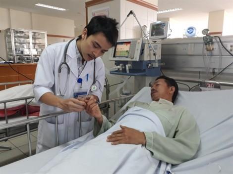 Cứu sống một bệnh nhân bị rắn hổ chúa cắn