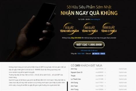 Giá iPhone X chợ đen trên 50 triệu đồng