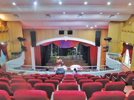 Sân khấu 'đại vĩ tuyến' - ký ức đã xa